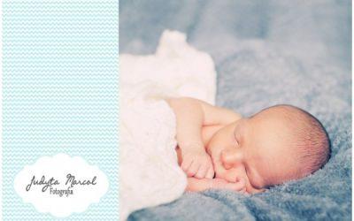 SNEAK PEAK: sesja noworodkowa : PATRYK