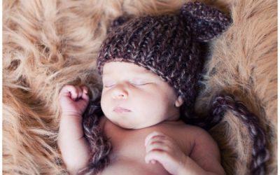 FOTOGRAFIA | Fotografia dziecięca: dwutygodniowa Milenka nasesji