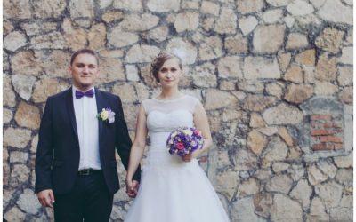 FOTOGRAFIA | REPORTAŻ ŚLUBNY | ANIA + TOMEK | Upalny ślub podskrzydłami anioła