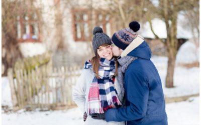 Zimowa sesja Ani iKuby | FOTOGRAFIA