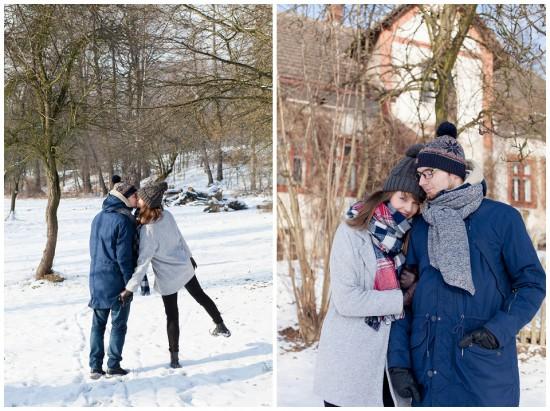 Ania + Kuba zimowa sesja fotograficzna - judyta marcol (5)
