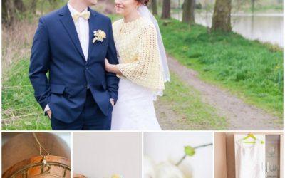 Wiosenny ślub Justyny iSzymona | REPORTAŻ ŚLUBNY