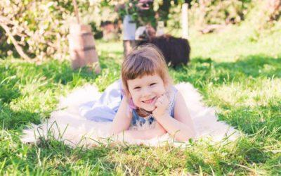Mini sesja dziecięca Bereniki | FOTOGRAFIA