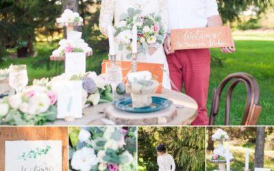 Stylizowana sesja ślubna | Martyna + Wojtek | FOTOGRAFIA