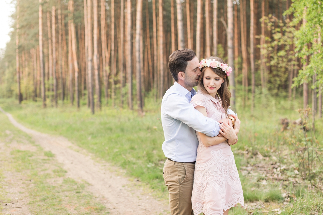 a+k - light and airy engagement photo session at forrest_0003