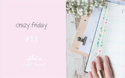 CRAZY FRIDAY #13