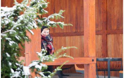 Zimowy skrzat napoprawę humoru | OSOBISTE | FOTOGRAFIA