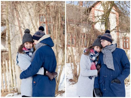 Ania + Kuba zimowa sesja fotograficzna - judyta marcol (14)