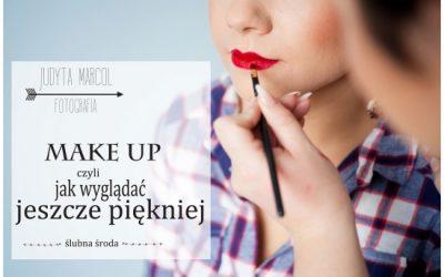 Profesjonalny makijaż wdniu ślubu | ŚLUBNA ŚRODA | FOTOGRAFIA