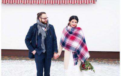 Zimowy ślub Martyny iWojtka | REPORTAŻ ŚLUBNY | FOTOGRAFIA
