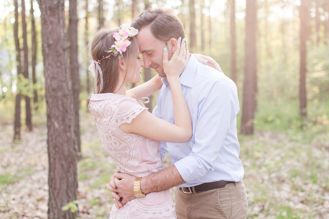 a+k - light and airy engagement photo session at forrest_0035