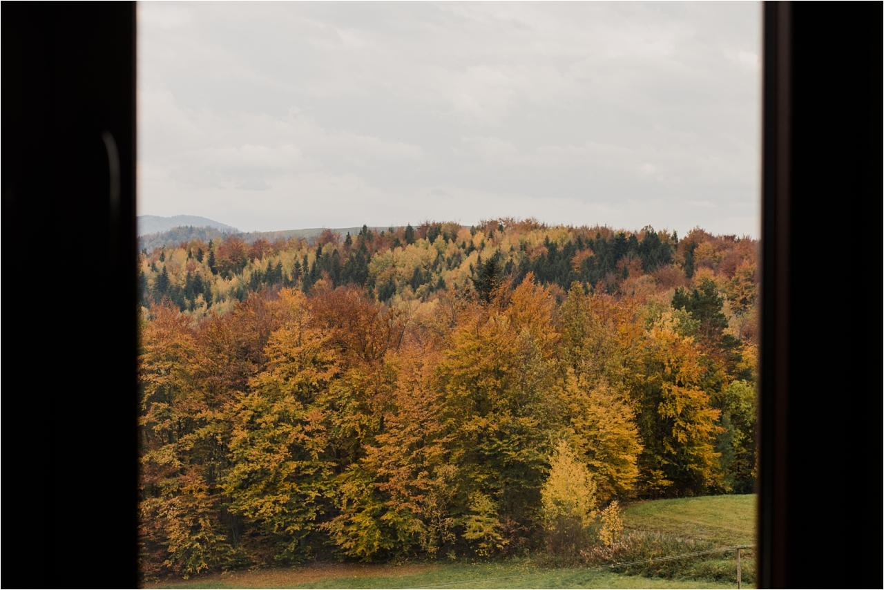 jesień wgórach, sesje fotogaficzne jesienne, kolory jesieni, widok zokna
