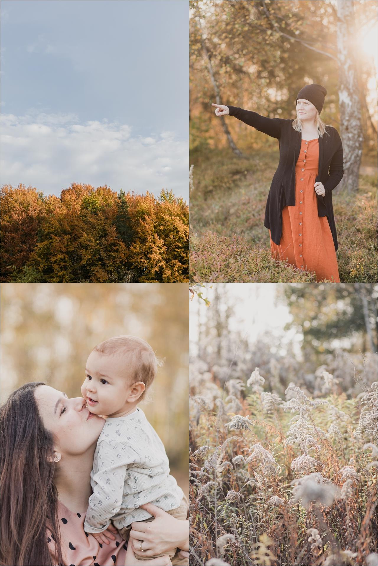 jesień wgórach, sesje fotogaficzne jesienne, kolory jesieni