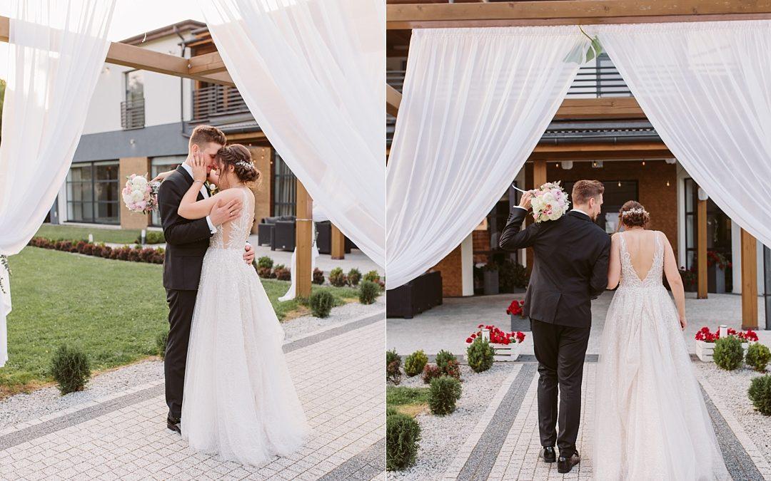 reportaż ślubny | dom przyjęć atmosfera